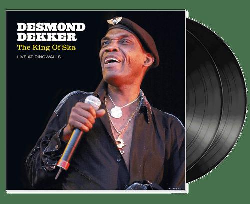 King Of Ska: Live At Dingwalls (2lp) - Desmond Dekker (LP)