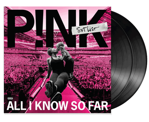 All I Know So Far: Set List (2lp) - Pink (LP)