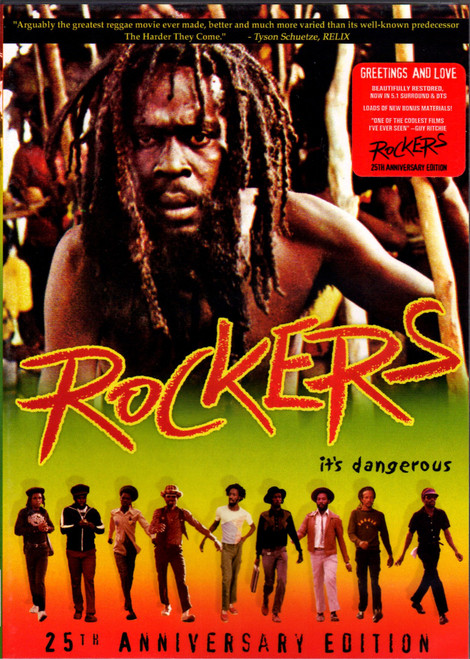 Rockers 25th Anniversary Edition - Various Artists (DVD)