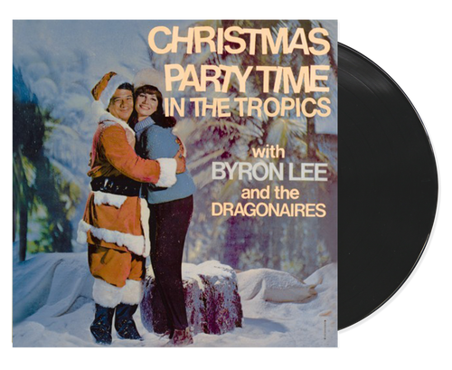Christmas Party Time - Byron Lee & The Dragonaires (LP)