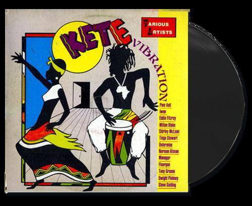 Kete Vibration - Various Artists (LP)