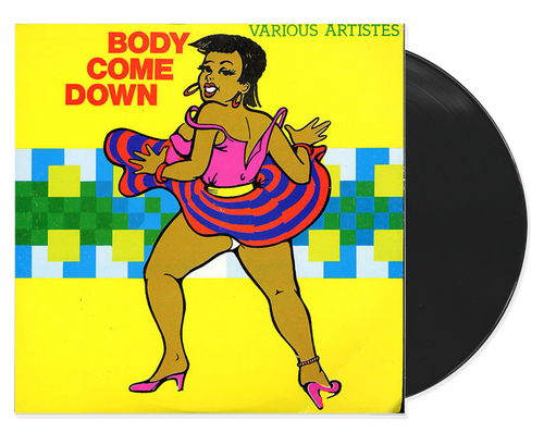 Body Come Down - Various Artists (LP)