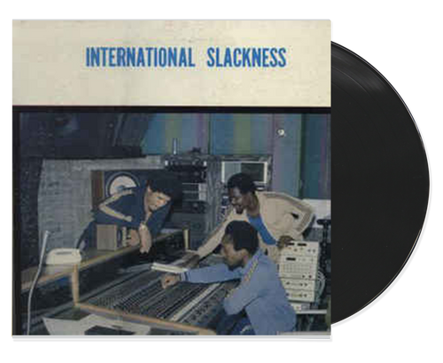 International Slackness - Sam Carty & The Astronauts (LP)