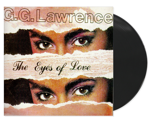The Eye Of Love - G.G. Lawrence (LP)