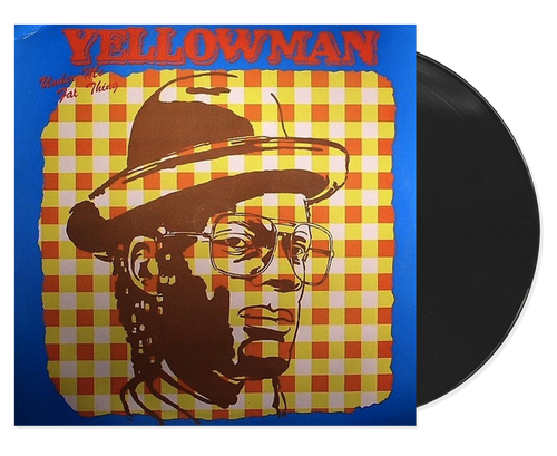 Under Me Fat Thing - Yellowman (LP)
