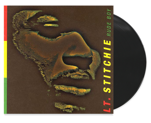 Rude Boy - Lt.stitchie (LP)