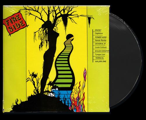 Fire Side - Various Artists (LP)