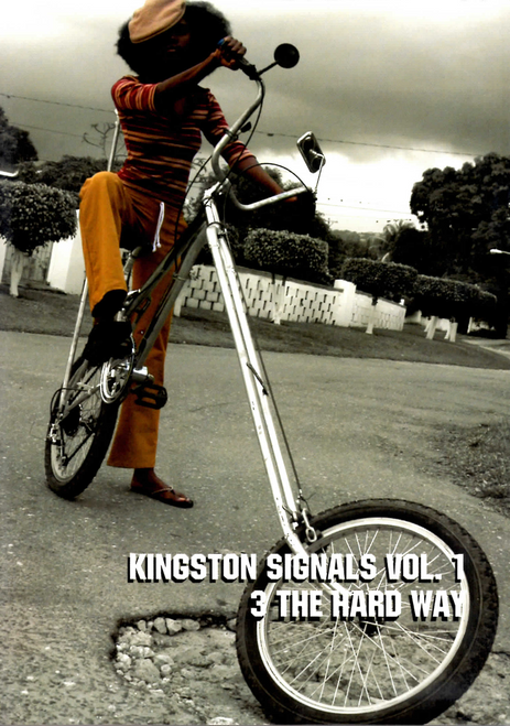 Kingston Signals Vol.1 3 The Hard Way - Various Artists (DVD)