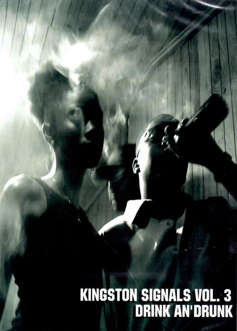 Kingston Signals Vol.3 Drink An Drunk - Various Artists (DVD)