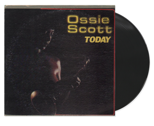 Today - Ossie Scott (Lp)