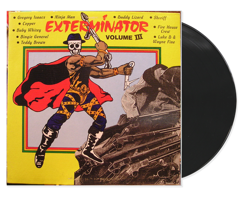 Exterminator Live 3 - Various Artist (LP)