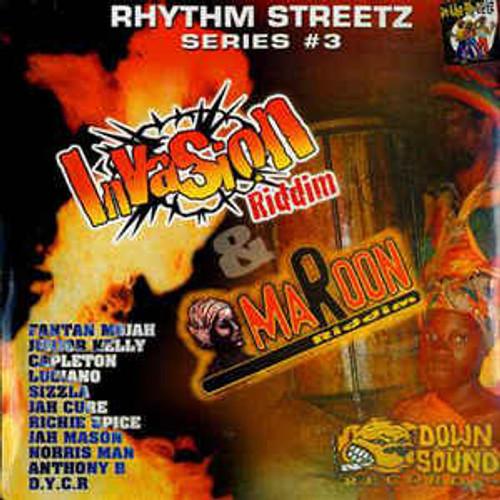 Invasion & Maroon - Various Artists