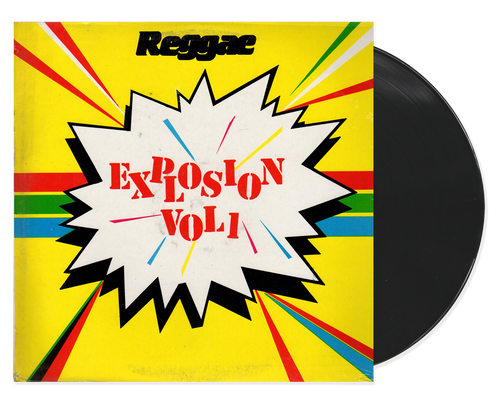 Reggae Explosion Vol 1 - Various Artists (LP)