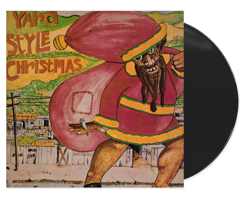 Yard Style Christmas - Various Artists (LP)