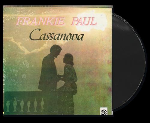 Cassanova - Frankie Paul (LP)
