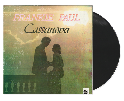 Cassanova - Frankie Paul (LP)