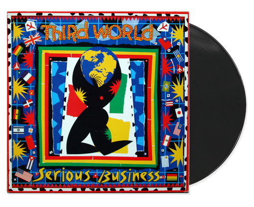 Serious Business - Third World (LP)