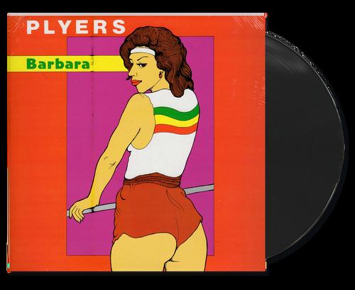 Barbara - Plyers (LP)