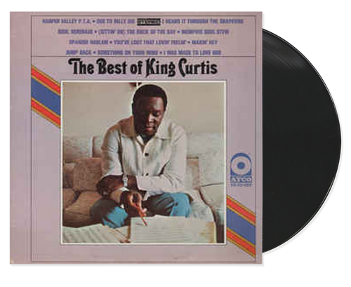 The Best Of King Curtis - King Curtis (LP)
