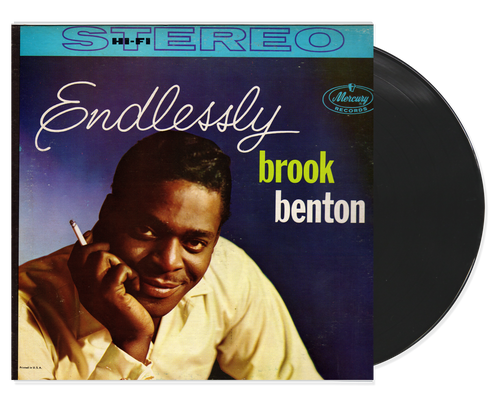 Endlessly - Brook Benton (LP)