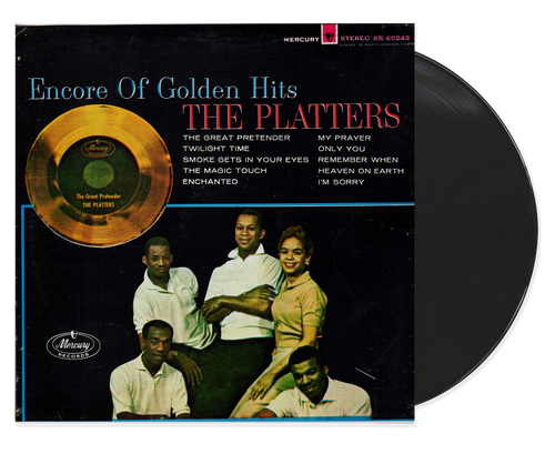Encore Of Golden Hits - Platters (LP)