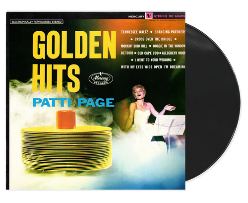 Golden Hits - Patti Page (LP)