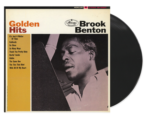Golden Hits - Brook Benton (LP)