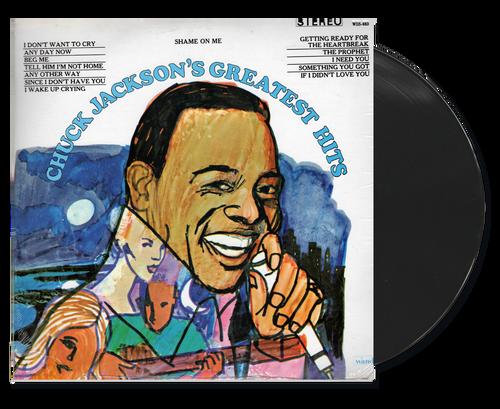 Shame On Me - Chuck Jackson (LP)