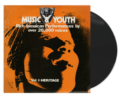 Music & Youth 1 Heritage - Various Artists (LP)