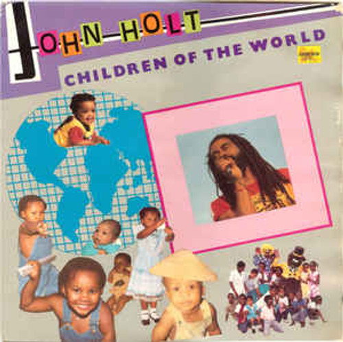 Children Of The World - Holt, John (LP)