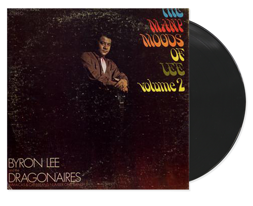The Many Moods Of Lee 2 - Byron Lee & The Dragonaires (LP)