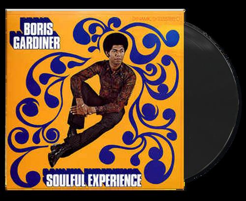 Soulful Experience - Boris Gardiner (LP)