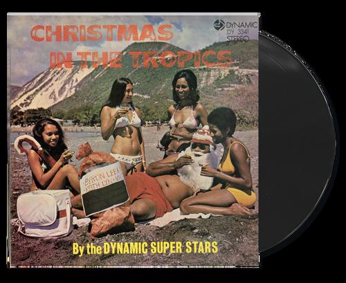 Christmas In The Tropics - Dynamics Super Stars (LP)