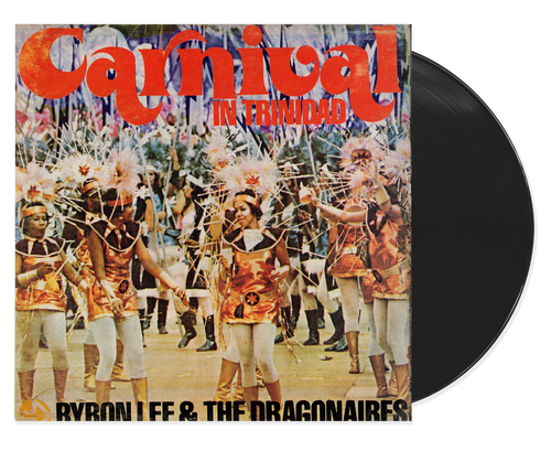 Carnival In Trinidad - Byron Lee & The Dragonaires (LP)