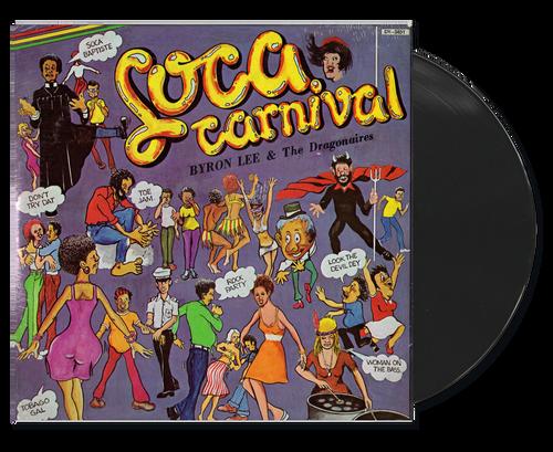 Soca Carnival - Byron Lee & The Dragonaires (LP)