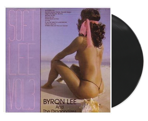 Soft Lee 3 - Byron Lee & The Dragonaires (LP)