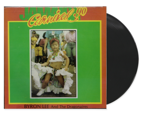 Jamaica Carnival - Byron Lee & The Dragonaires (LP)