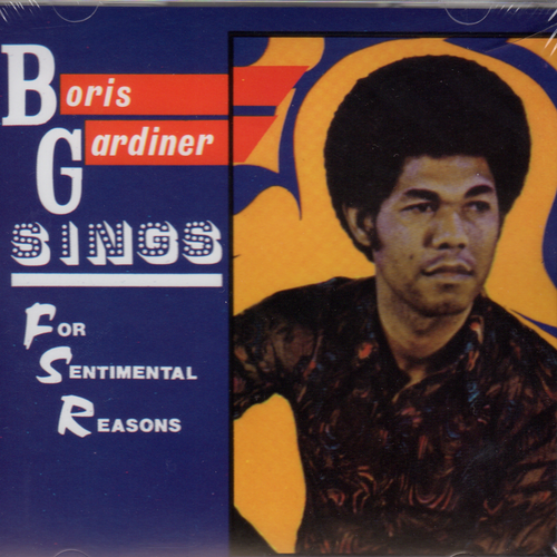 Sings For Sentimental Reasons - Boris Gardiner