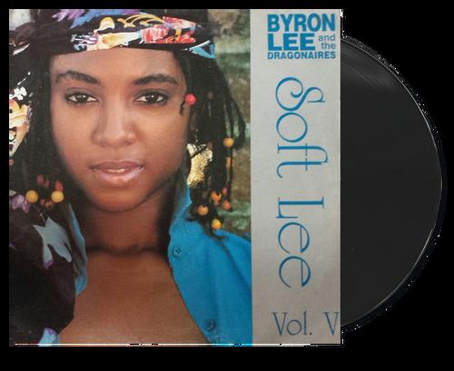 Soft Lee 5 - Byron Lee & The Dragonaires (LP)