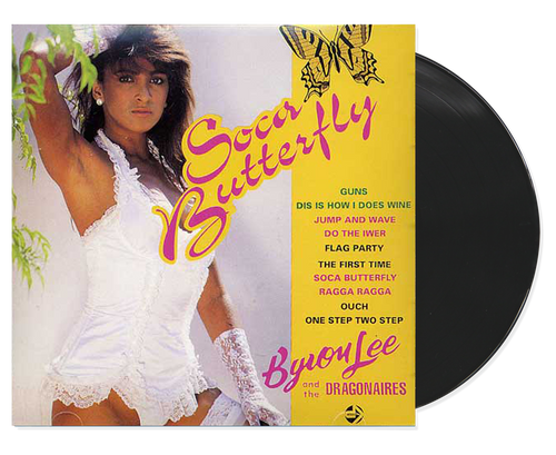 Soca Butterfly - Byron Lee & The Dragonaires (LP)