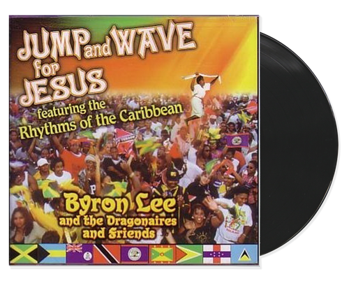 Jump & Wave For Jesus - Byron Lee (LP)