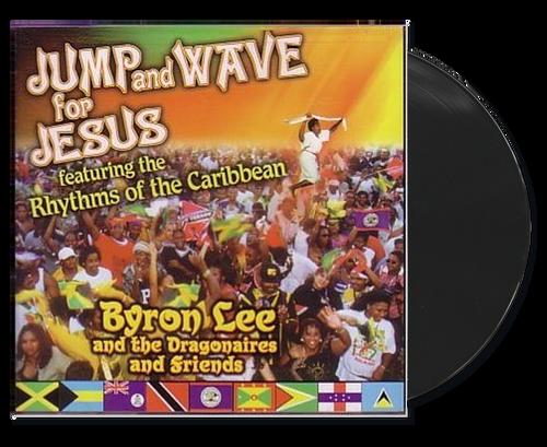 Jump & Wave For Jesus - Byron Lee (LP)