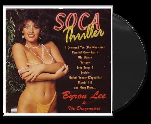Soca Thriller - Byron Lee & The Dragonaires (LP)