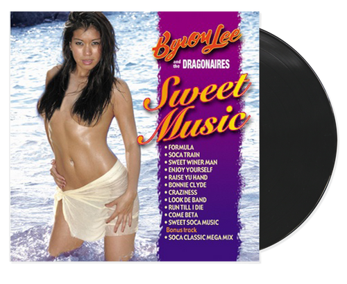 Sweet Music - Byron Lee & The Dragonaires (LP)