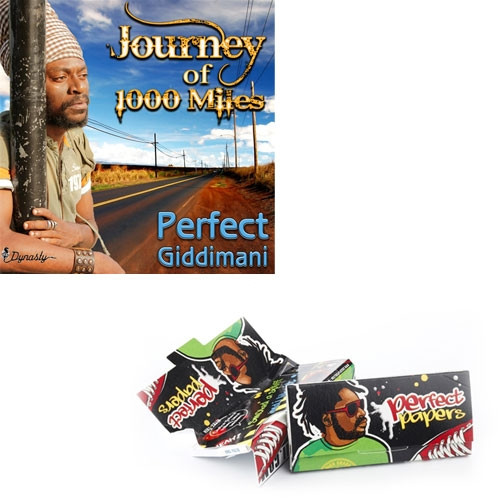 Journey Of 1000 Miles - Perfect Giddimani