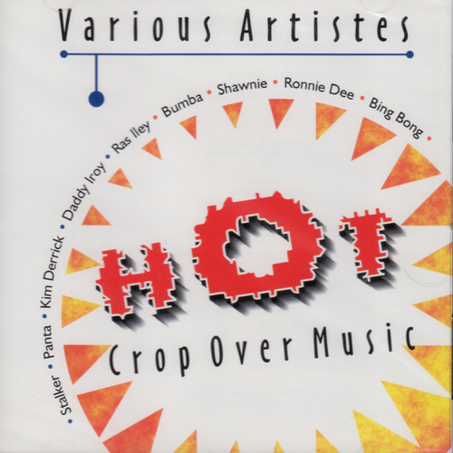 Hot Crop Over Music - Various Artists