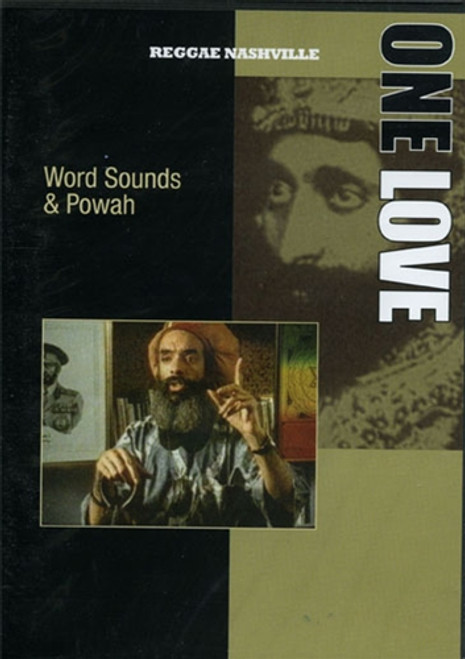 One Love:words & Powah - Various Artists (DVD)