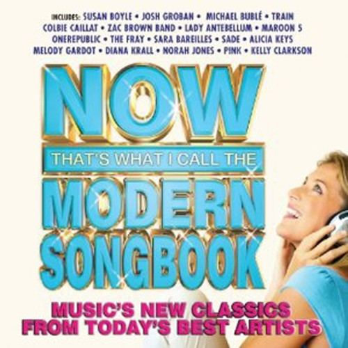 Now That's What I Call Modern Songbook - Various Artists