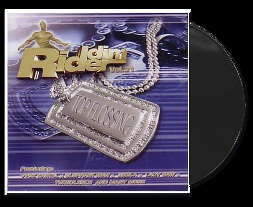 Top Flossing Riddim Ridder - Various Artists (LP)