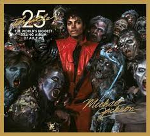 Thriller 25th Anniversary Deluxe Edition - Michael Jackson